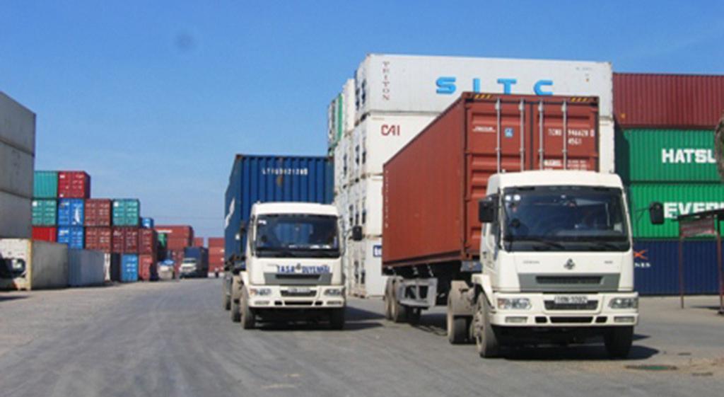 Các bước trong quy trình nhập khẩu hàng hóa bằng đường bộ