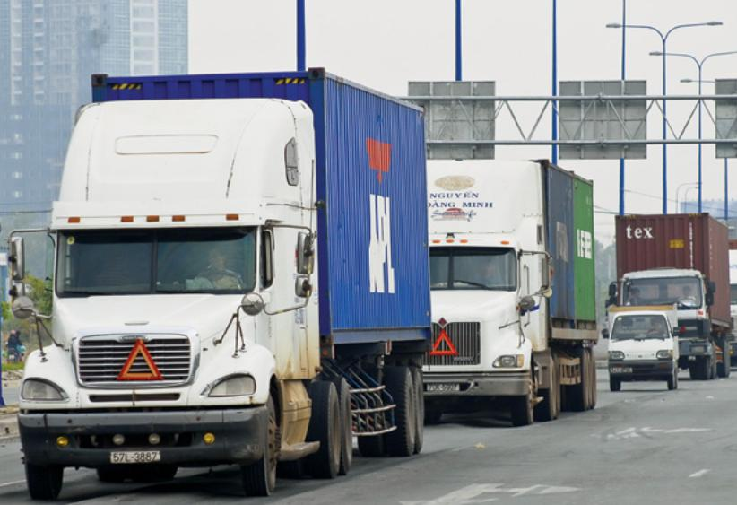 Tình hình nhập khẩu hàng hóa bằng đường bộ