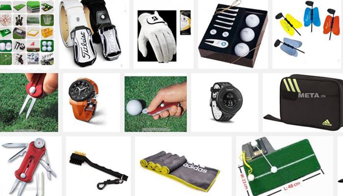 Hiểu biết về các phụ kiện chơi golf cơ bản cần có