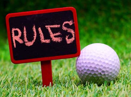 Kiến thức cơ bản cần nắm khi bắt đầu chơi golf